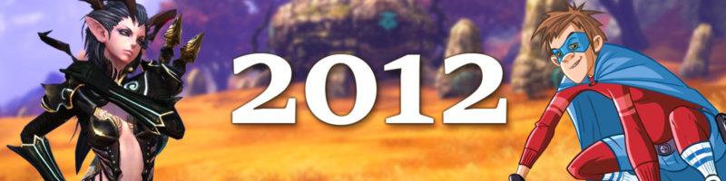 Neue MMOs 2012