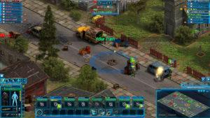 Affected Zone Tactics Gameplay German