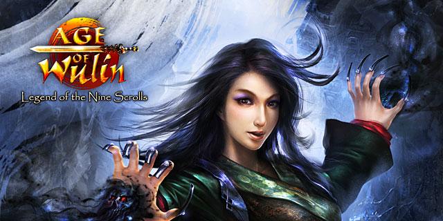 Age of Wulin MMORPG Spiel