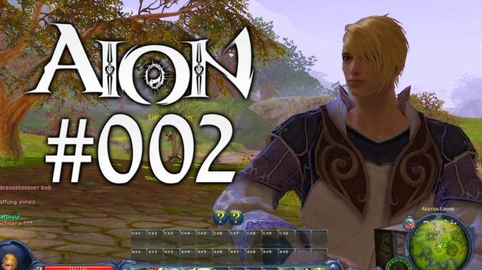 Let's Play Aion #002