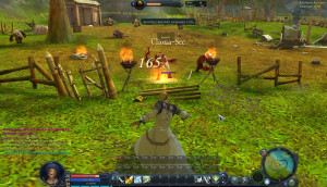 Aion Quests und Gameplay in der Anfangszone