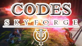 Aktionscode für Skyforge (MMORPG)
