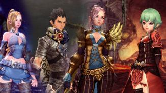 Die Klassen des neuen MMORPGs EoS
