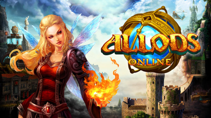 Allods Online (Free2Play MMORPG)