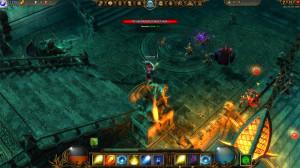 Andermant und weiterer Loot in der Königskrypta vom Browserspiel Drakensang Online