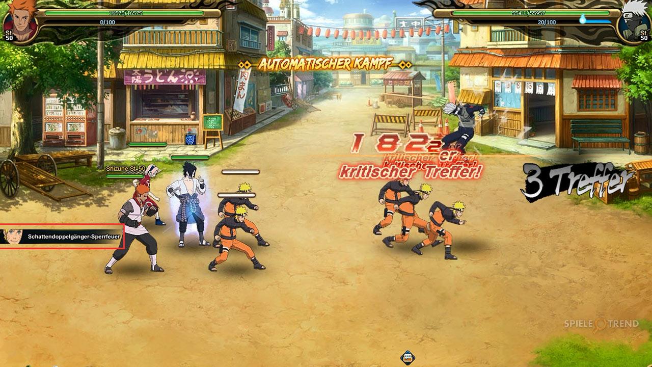 Anime Kampf Spiele