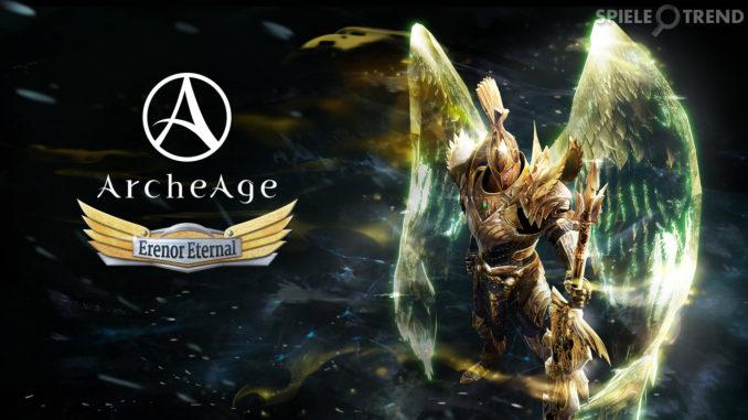 ArcheAge MMORPG gratis Addon