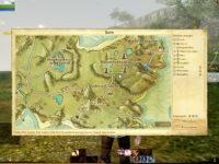 ArcheAge Karte