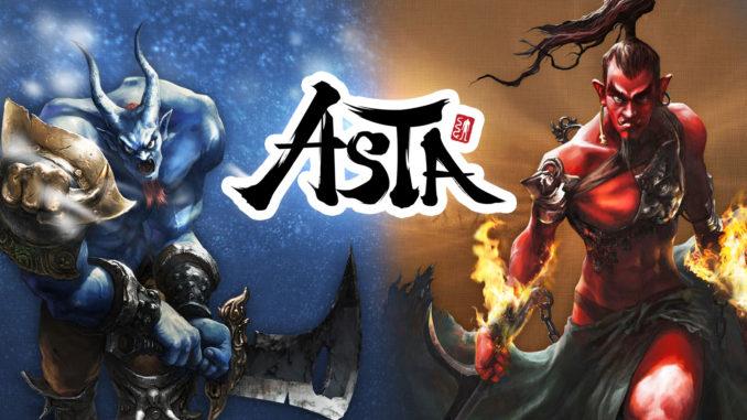ASTA Online, MMORPG-Spiel auf Deutsch