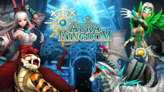 Aura Kingdom - Top Anime MMORPG (Deutsch)