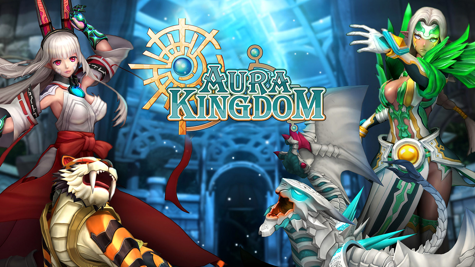 Aura Kingdom - Top Anime MMORPG (Deutsch)