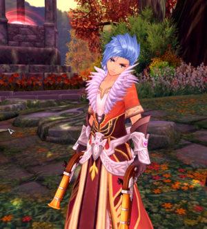 Aura Kingdom Level 40