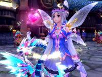 Schicke Kostüme im Aura Kingdom MMORPG