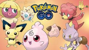 Baby Pokémon in Gen 2