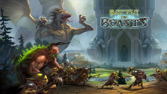 Neues Gildenfeature für Battle of Beasts