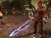 EoS: Asia MMO RPG