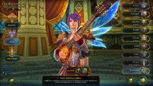 Bilder zum gratis MMORPG Allods Online