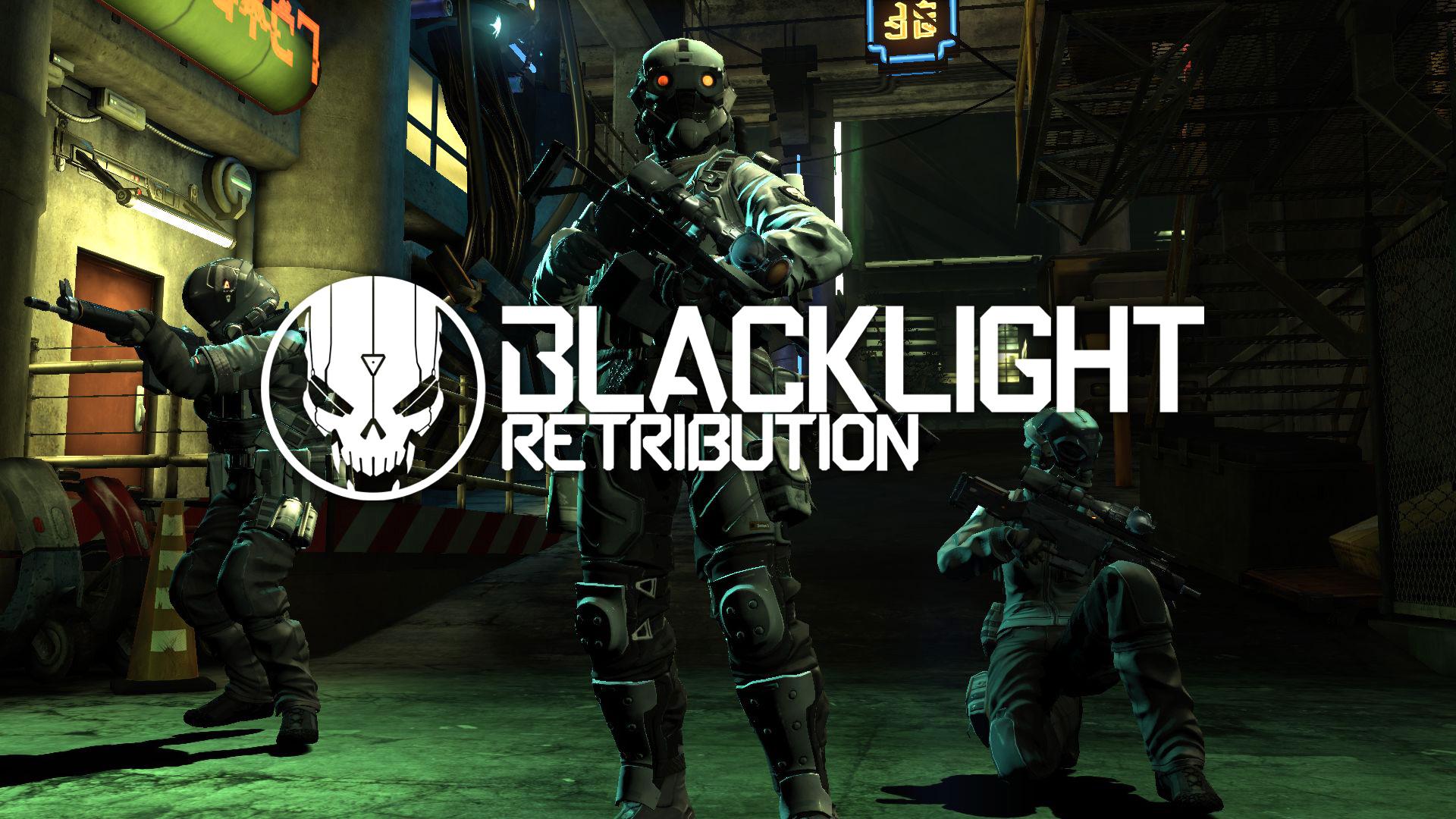 Blacklight Retribution MMOFPS