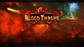 Blood Throne Strategiespiel mit RPG Elementen