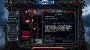 Bloodmoon, das kostenlose Vampir Browsergame