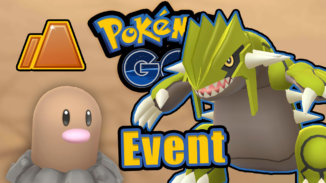 Boden-Event in Pokémon GO