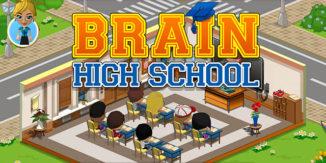 Brain Highschool, das brandneue kostenlose Browsergame