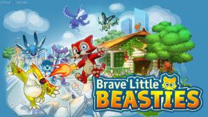 Brave Little Beasties Spiel wie Pokémon