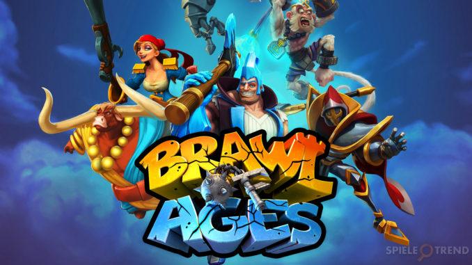 Brawl of Ages Echtzeitstrategie-Kartenspiel
