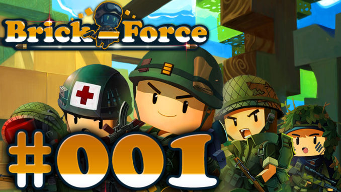 Let's Play Brick Force #001