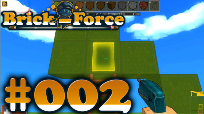 Let's Play Brick Force #002