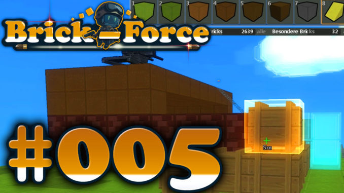 Let's Play Brick Force #005