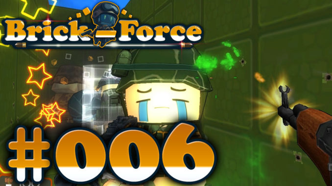 Let's Play Brick Force #006