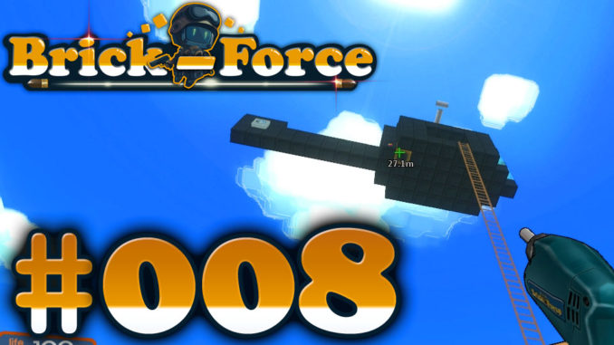 Let's Play Brick Force #008