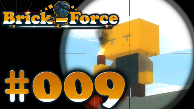 Let's Play Brick Force #009