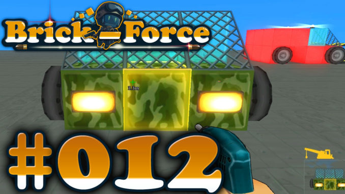 Let's Play Brick Force #012