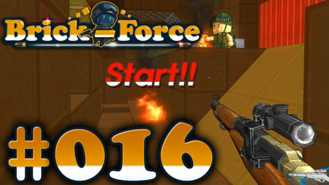 Let's Play Brick Force #016