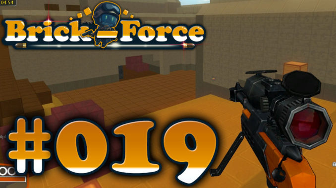 Let's Play Brick Force #019