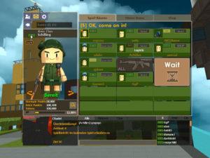 Brick Force: Deathmatch, Überlebenskampf