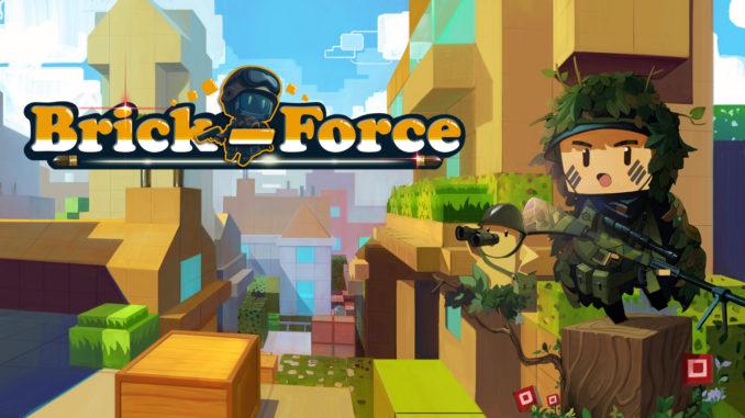 Brick Force, der kunterbunte Fun-Shooter