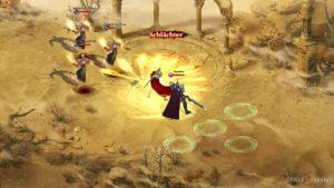 Browser MMORPG auf Deutsch spielen