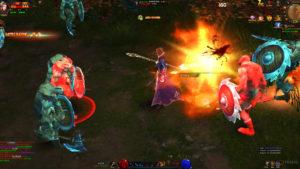Kostenlose Browser MMORPGs