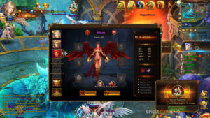 League of Angels 2 Browserspiel