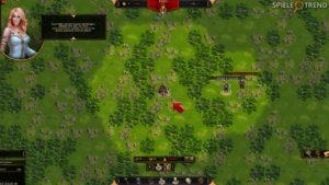 Krieg im Burg-Strategiespiel