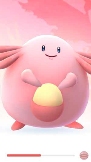 Pokémon GO Chaneira