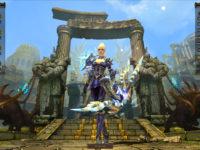 Charaktererstellung im Free2Play MMORPG Spiel