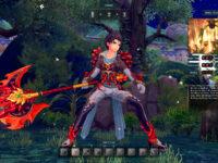 Die Charaktererstellung in Aura Kingdom