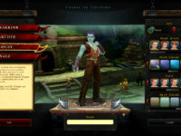 Die Charaktererstellung in Royal Quest