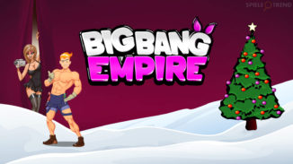 Christmas in Big Bang Empire Weihnachten
