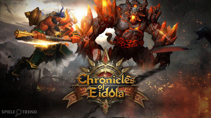 Chronicles of Eidola Beta Browsergame