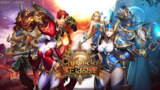 Chronicles of Eidola (CoE) Online Game